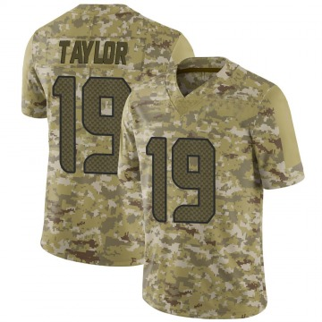 Youth Darrell Taylor Seattle Seahawks Limited Camo 2018 Salute to Service Jersey